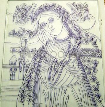 04-355x360 Realizarea desenului pe sticla