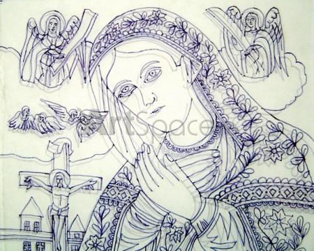 05-450x360 Realizarea desenului pe sticla (pe spate) - DETALIU
